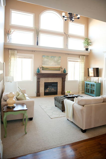 My Home Tour: Family Room