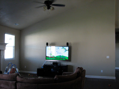 Client Family Room Update