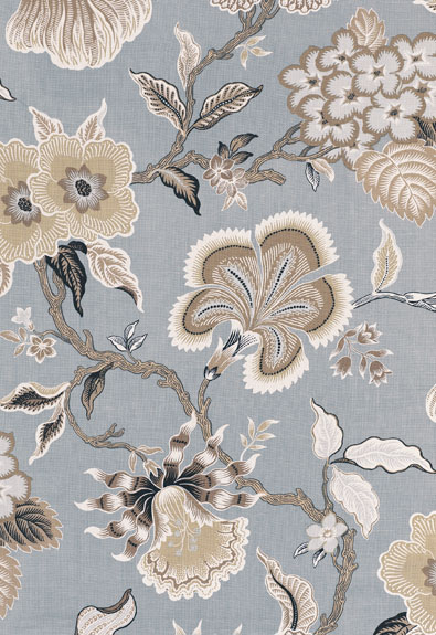 Tried and True…Celerie Kemble's Hot House Flowers Fabric