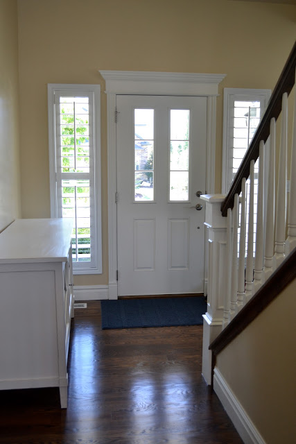 Local Client Update: Entryway Project