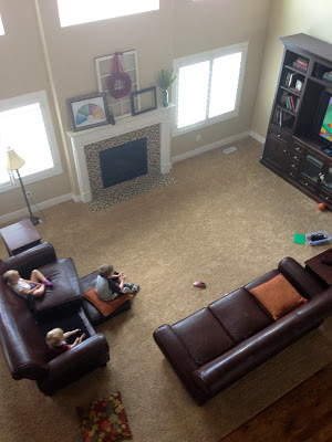 Local Client Project Reveal: Newport Dawn Family Room