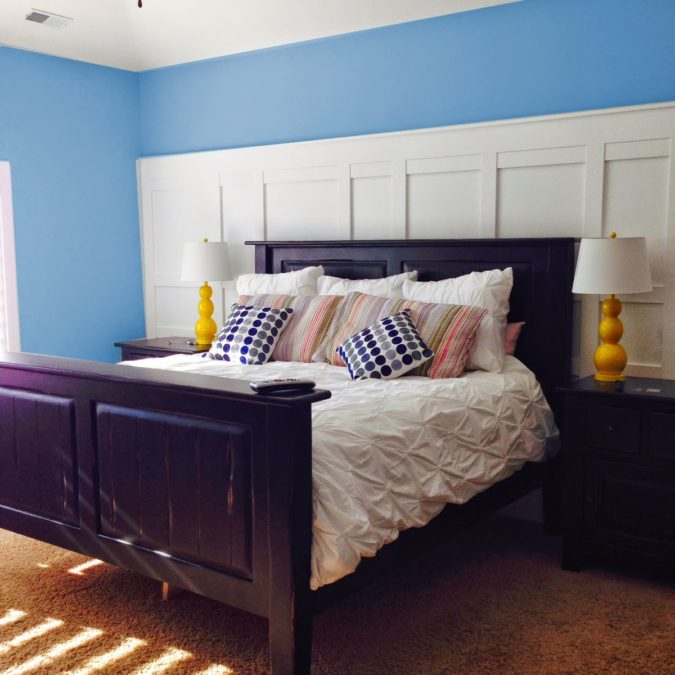 Client Project Reveal: The Midlake Project – Restful Master Bedroom Retreat