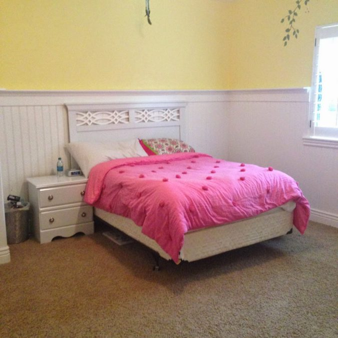 Local Client Project Reveal: Not So Girly Girl Teen Bedroom