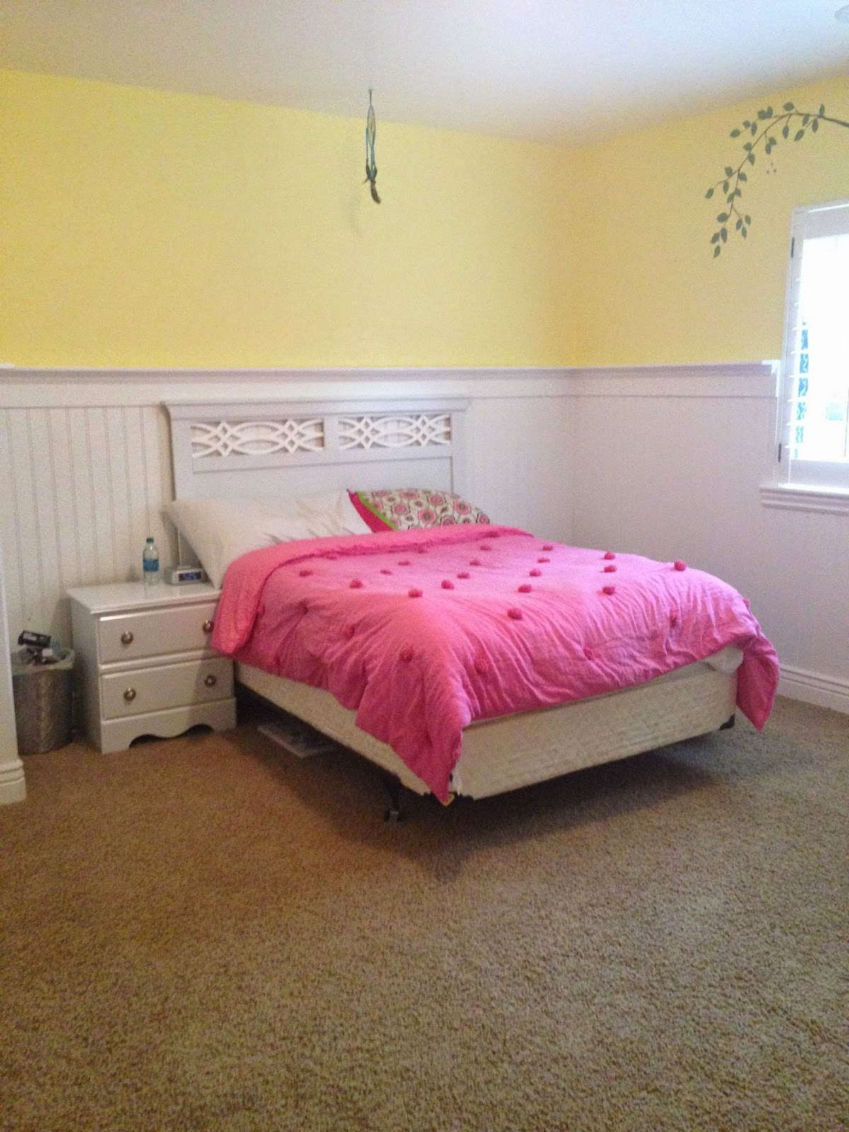Local Client Project Reveal: Not So Girly Girl Teen