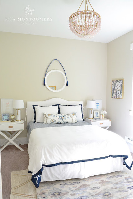 Sita Montgomery Interiors: My Home – Guest Bedroom Reveal