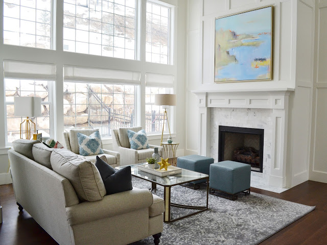 Sita Montgomery Interiors – The Primrose Project Living Room