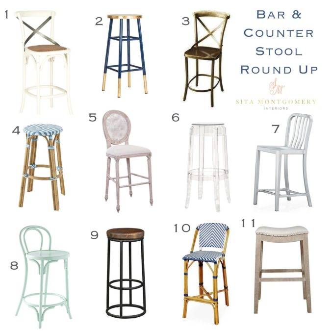 Bar and Counter Stool Round – Up