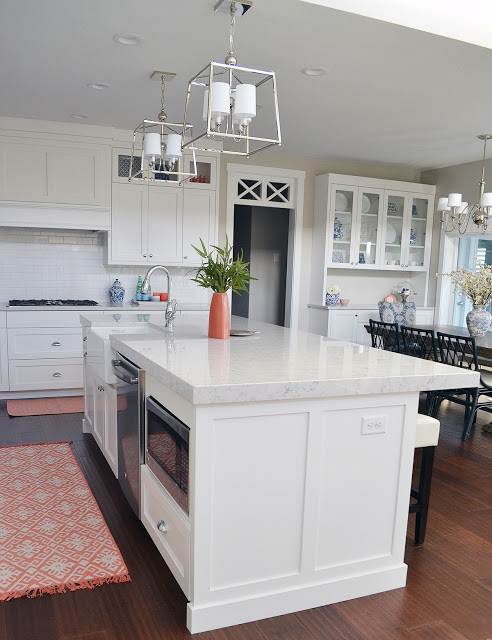 Client Project Reveal: Pretty and Polished Kitchen/DiningArea