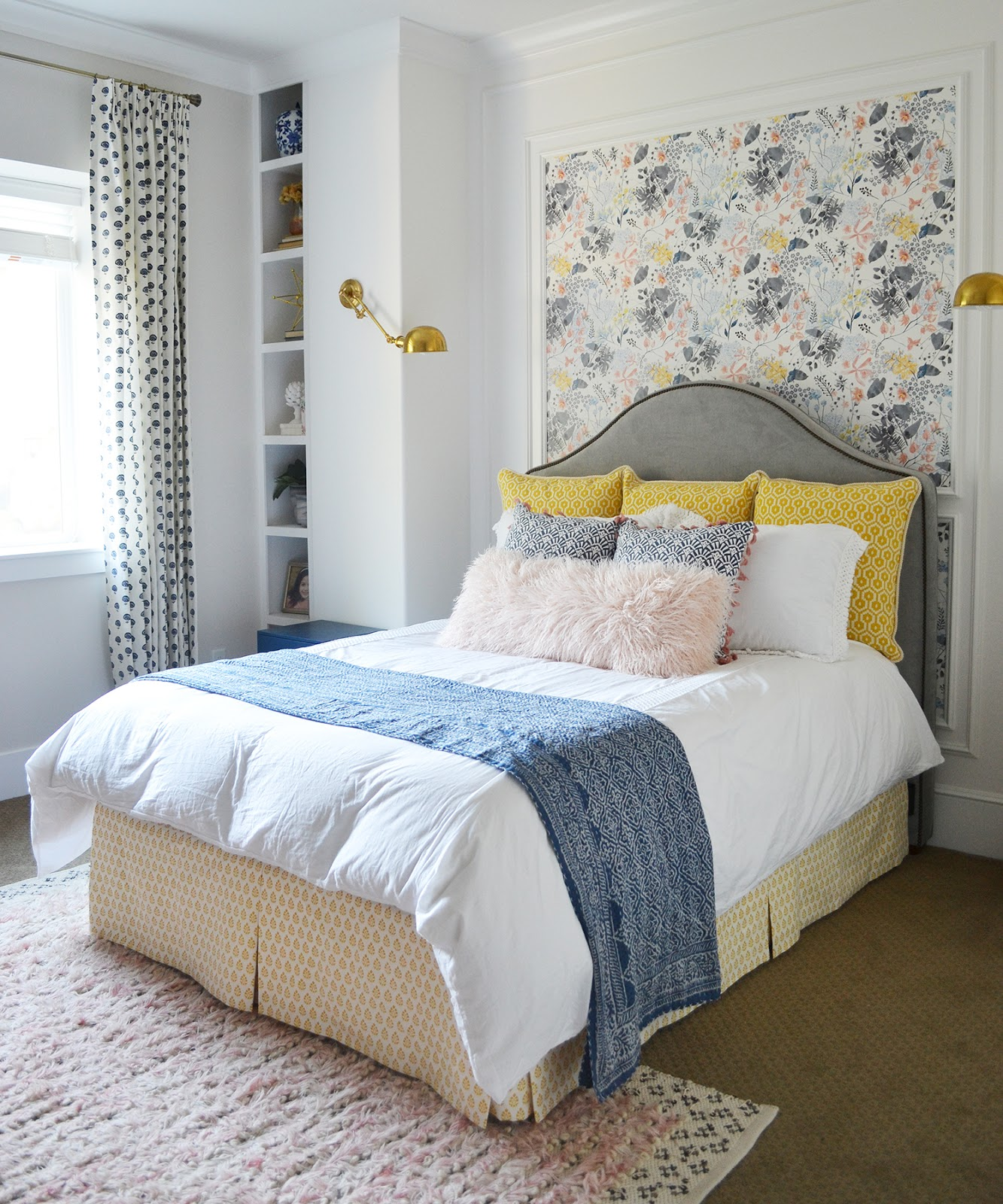 My Daughter's Bedroom Makeover Reveal