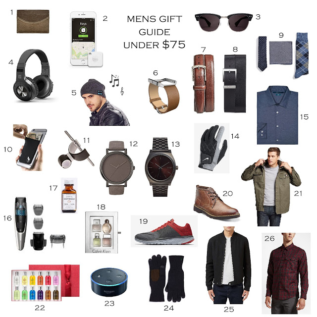 The Ultimate Gift Guide for Men