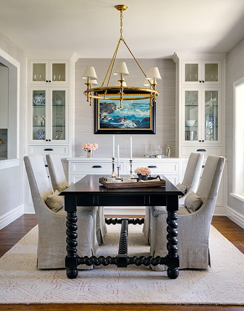 Key Elements for a Beautiful Dining Room