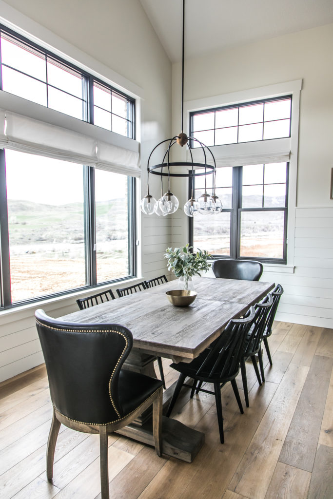 SMI Modern Farmhouse Kitchen And Dining Nook