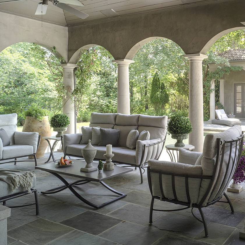 Tips for creating the perfect outdoor living space sita for Creating an outdoor living space