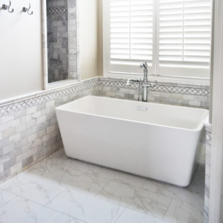 Marrying Beauty and Function in the Master Bathroom