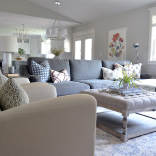 Stone Creek Remodel Project: Great Room