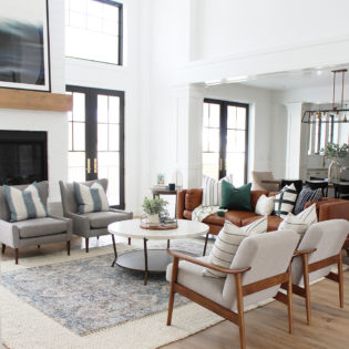 The Dutch Lane Project Family Room
